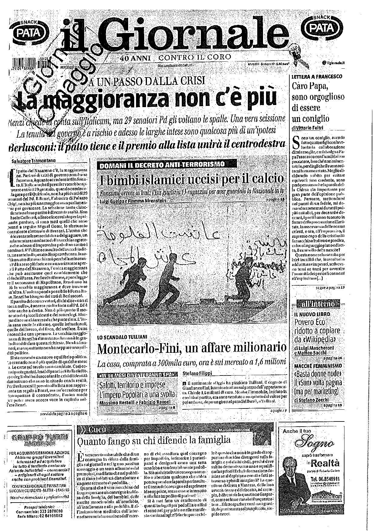 ilGiornale-21Gennaio2015-1